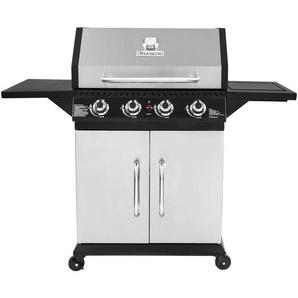 BRASERO - Barbecue Perth à gaz Inox 4 feux - 12 kW