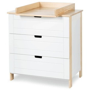Commode Kiwo + plan à langer - Pin