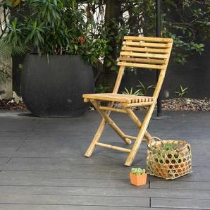 Chaise de jardin pliante Taman