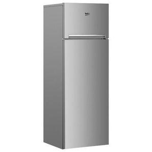 Réfrigérateur Combiné Beko RDSA280K20S - 250 litres Classe A+ Argent