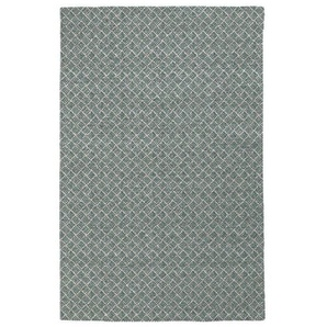 TODAY Tapis Jardin dHiver - 100% coton - 120 x 170 cm - Graphique