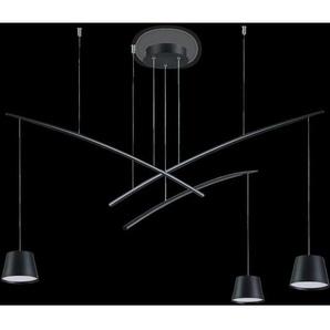 Suspensions FISH Noir LED 18W - IDEAL LUX