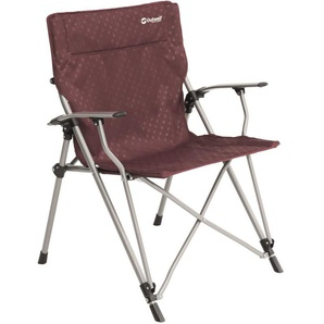 Outwell Chaise de camping Goya Claret Steel 470316