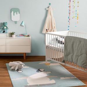Tapis enfant Juno Multicouleur 160x230 cm - Tapis pour chambre denfants/bébé