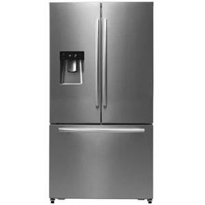 Hisense - Rf697n4zs1 - Refrigerateur Multi-portes - 536l 417l + 119l - Froid Ventile Total - A+ - L91cm X H178cm - Inox Look