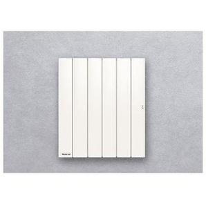 Radiateur Fonte NOIROT - BELLAGIO Smart ECOControl 1000W Horizontal Blanc N1683SEFS
