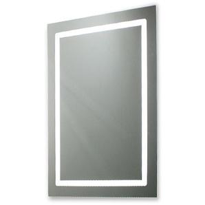 Miroir de salle de bains avec éclairage LED - 80 cm x 60 cm (HxL) - PRADEL