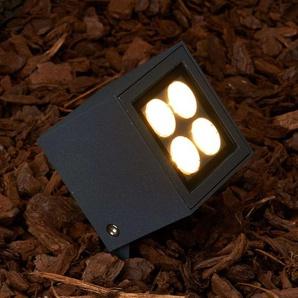 Projecteur LED sur piquet Charlie pr lext IP65