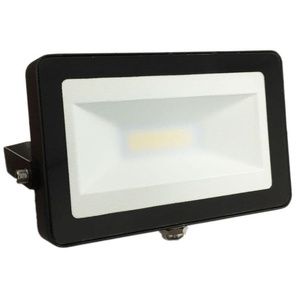Projecteur LED 30W Noir Extérieur IP65   Température de Couleur: Blanc neutre 4000K - ECLAIRAGE DESIGN