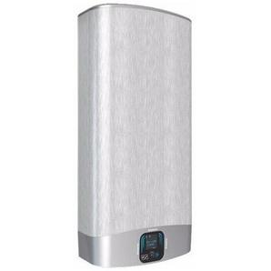 Chauffe eau électrique Plat Mural MultiPositions Design Gris Velis EVO Plus Ariston 80 L