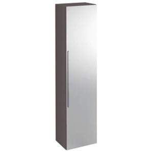 Sphinx 345 Armoire colonne haute avec miroir 150cm Blanc S8M09035000