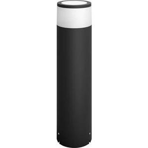 Lampadaire extérieure LED (extension) 8 W 1x LED intégrée Philips Lighting Calla 1743730P7 noir 1 pc(s)