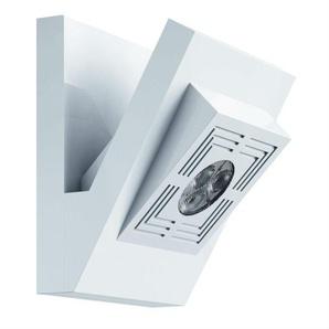 TRESOL CUBE-Applique LED Aluminium H12,3cm Blanc Osram
