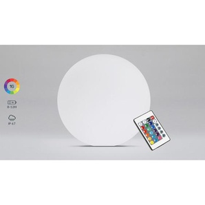 Boule LED rechargeable multicolore Ø50cm Shine - Multicolore - OVIALA