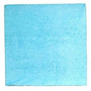 Looping Tapis de Parc Confort en Tissus Éponge Bleu 95 X 95 cm