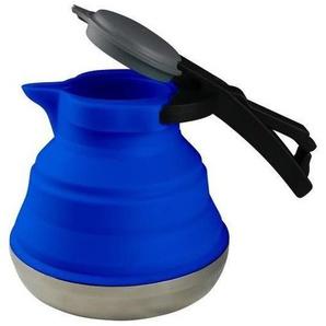 CAO CAMPING Bouilloire Silicone Bleu 1.2 Litres