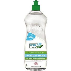 ACTION Verte Liquide vaisselle ACTION Verte - 1 L