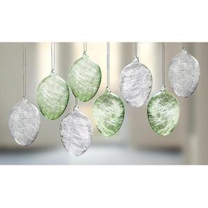 Œufs de Pâques à filaments de verre