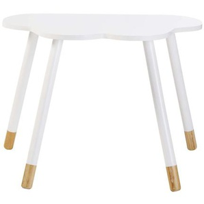 Table nuage enfant blanche L65 Dreams