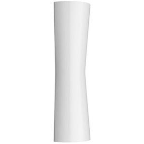 CLESSIDRA-Applique LED dextérieur H24cm Blanc Flos - designé par Antonio Citerrio