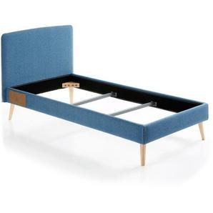 Lit Dyla 90x190 cm bleu foncé