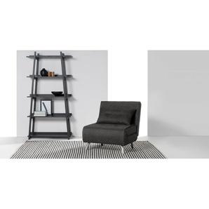 Haru, fauteuil convertible, gris cygne