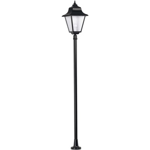 Tête Lampadaire ROB IP43 100W E27 Noir - DOPO