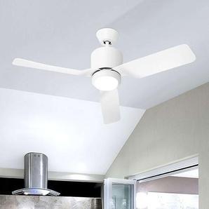 Ventilateur de plafond Vera LED à télécommande