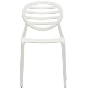 6 Chaises design TOP GIO - Lot de 6 - intérieur et extérieur