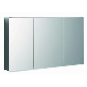 Geberit Armoire de toilette Geberit Option Plus Plus avec éclairage, trois portes, largeur 120 cm, 500592001 - 500.592.00.1