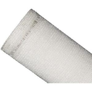Filet Brise-Vue 85% - Blanc - 145g/m² - Boutonnières Blanc 3m x 50m - Blanc - MAILLESTORE
