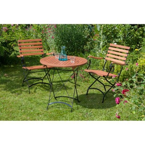 Chaises Schlossgarten I (lot de 2)