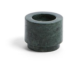 Bougeoir Llaksa 7 cm marbre vert