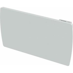 Cayenne Radiateur à inertie Fonte Verre Blanc LCD 1500W