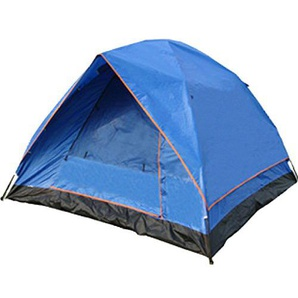 Couche Kuwomini.Double Camping Léger Tente Voyager,Blue-AllCode