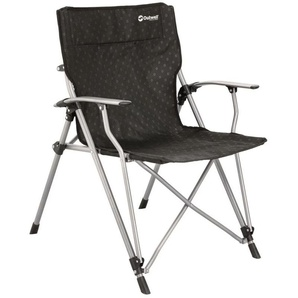 Outwell Chaise de camping pliable Goya 68 x 63 x 90 cm Noir