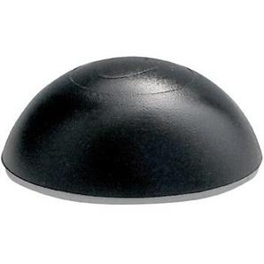Butoir de porte Ø 32 mm H:13mm - noir (Par 50) - HOMEXPERT