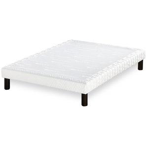 Sommier tapissier Bultex Complément Extra-Plat Confort Medium 3 Zones 80x190