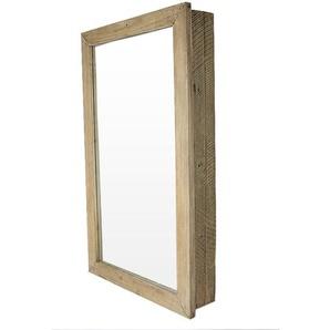 Miroir coffret AuthentiQ en pin recyclé