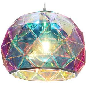 Suspension LED RGB Design, multicolore, ronde, D 30 cm, BENNY - ETC-SHOP