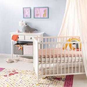 Tapis enfant Noa Kids Princess Fuchsia 140x200 cm - Tapis pour chambre denfants/bébé