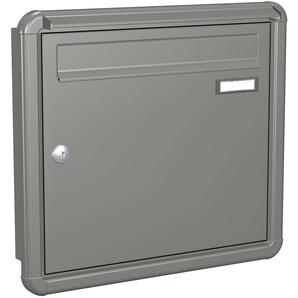 Boîte aux lettres Express Box Up 120 - gris alu