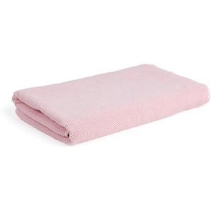 Serviette de bain Arlette rose