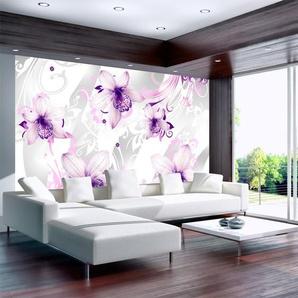 Papier peint - Sounds of subtlety - violet