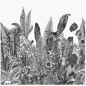 Fresque Botanic - 234 x 250 cm