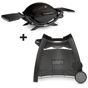 Pack Barbecue Weber gaz Q2200 + Chariot