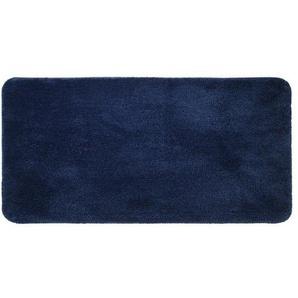 Sealskin Angora Tapis de bain 140x70cm polyester bleu 293990424