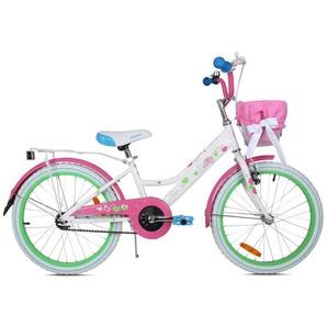 Vélo enfant | Lily | Blanc et Rose - ARTPOL