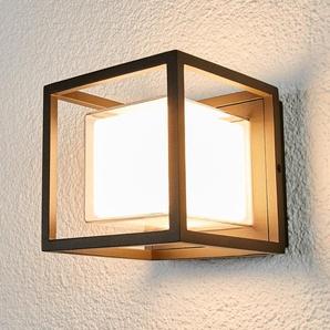 Applique dextérieur LED en forme de dé Laurens