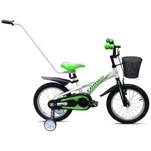 Vélo enfant BMX | Vert et Blanc - ARTPOL
